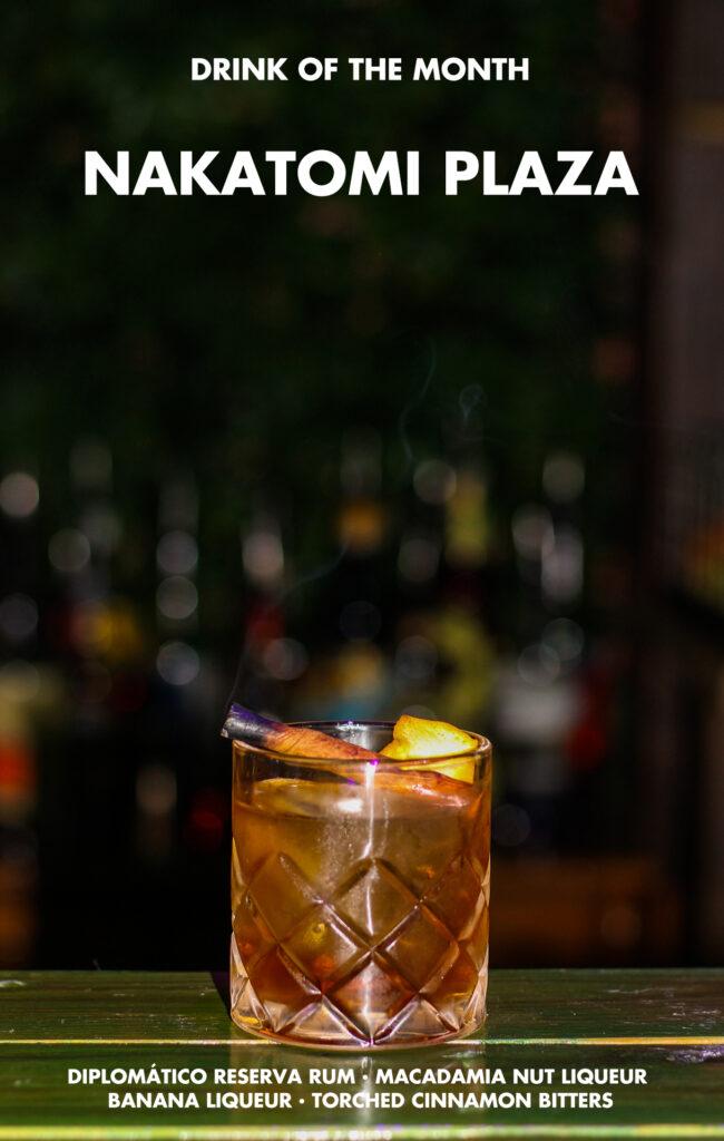 Nakatomi Plaza The Tipsy Skipper Bar Drink Ocala